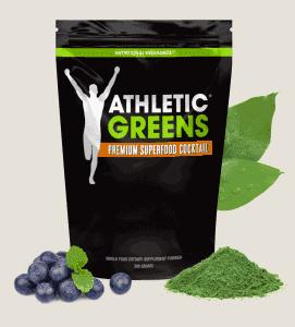 Superfood Smoothie Athletic Greens