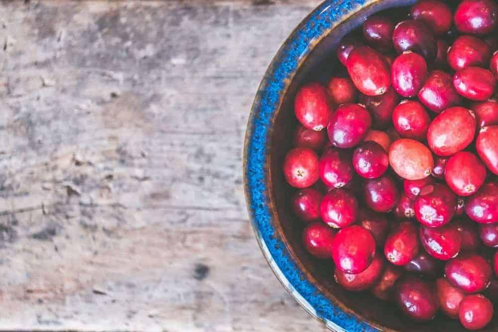 Cranberries Blasenentzündung im Sommer