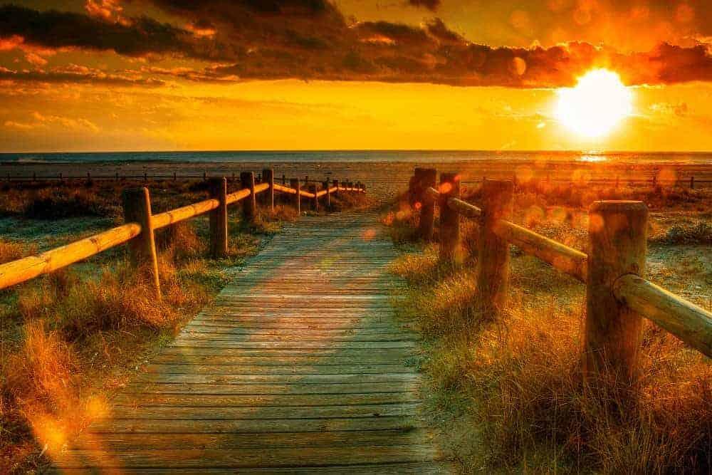Infrarot Sonne